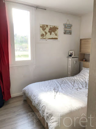 Vente appartement 2 pièces 43,76 m2