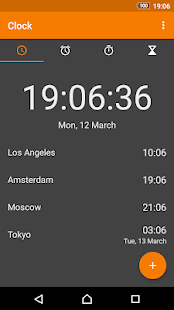 Simple Clock Screenshot