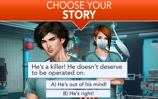 Is it Love? Blue Swan Hospital - Choose your story 1.2.183 app download 10