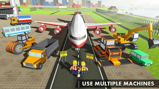 Vegas City Runway - Build and Craft screenshots apkspray 3