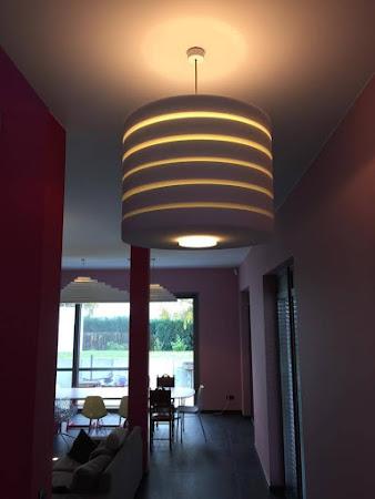 akoestische lampen - oplossing voor privé woning