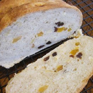 Almond Sultana Bread