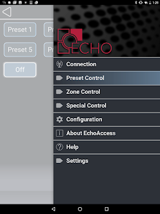 EchoAccess Screenshot