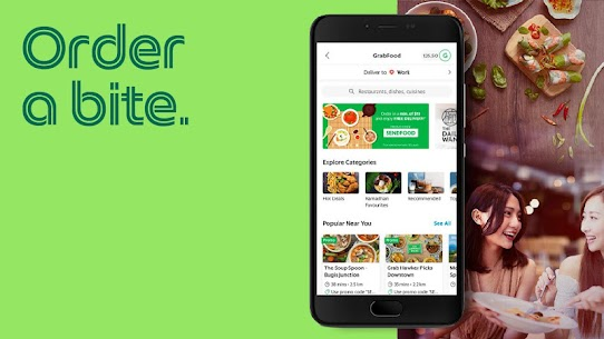 Grab – Transport, Food Delivery, Payments 2