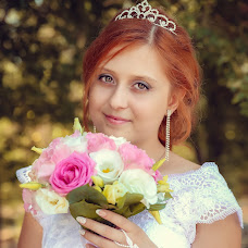Wedding photographer Elina Zhelnovacheva (ElinaSove). Photo of 17.08.2015