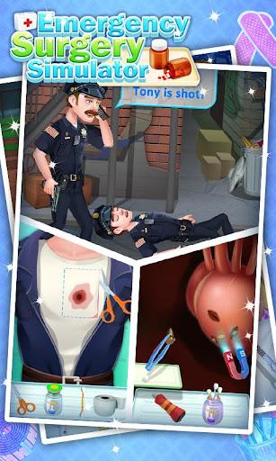 Emergency Surgery Simulator screenshot 2
