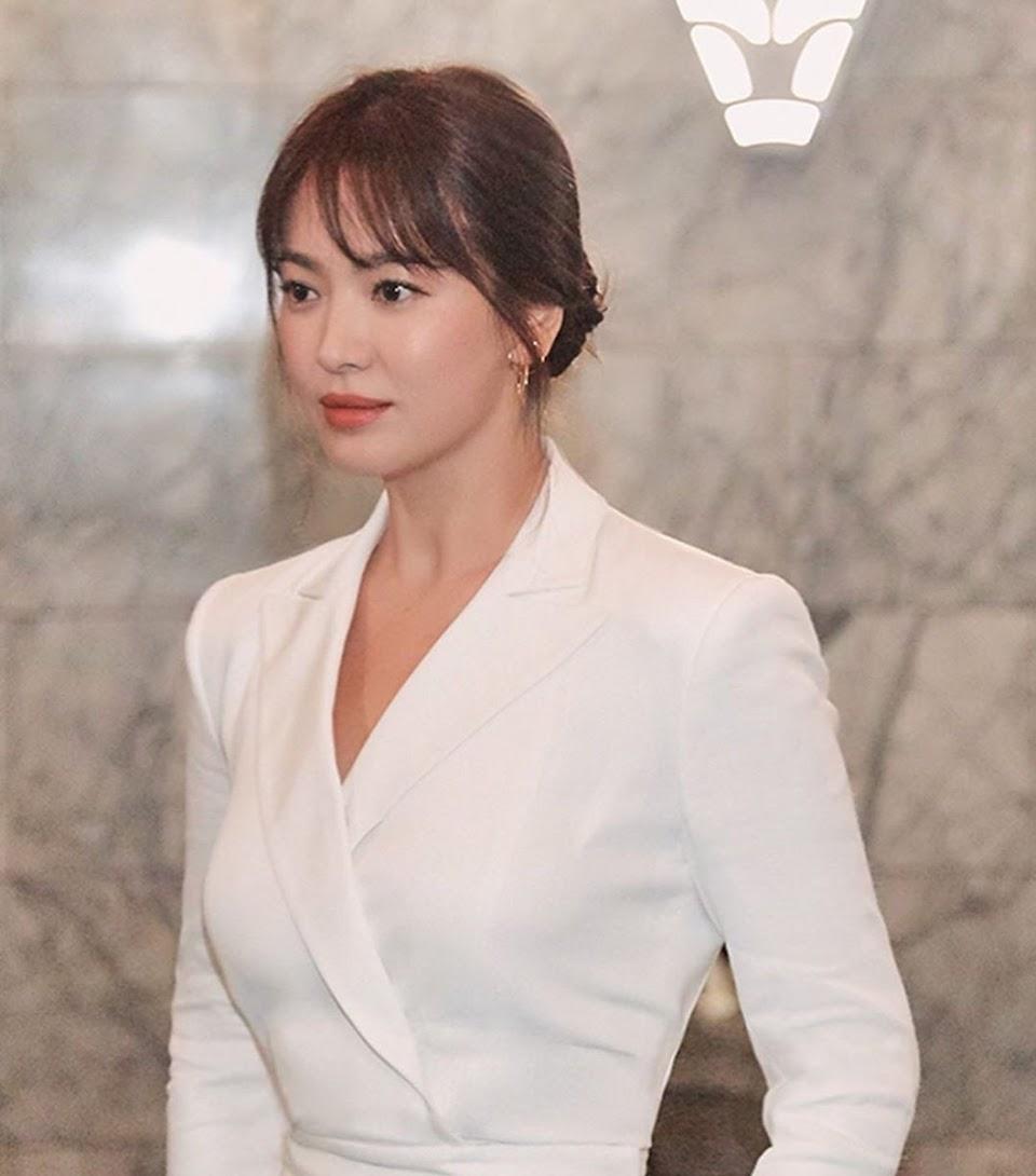song hye kyo korea promotion 2