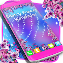 Cherry Flowers Wallpaper icon