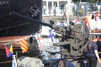 Photo: T 56, Bofors 40 mm