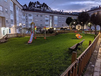 Parque Infantil Praza Rosalía de Castro