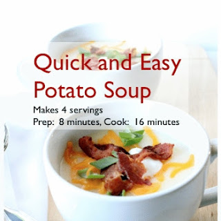 Potato Soup With Frozen Potatoes Recipes