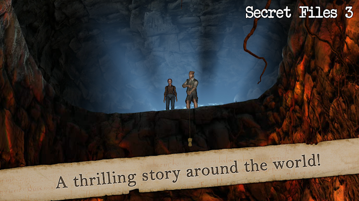 Secret Files 3 Screenshot Image