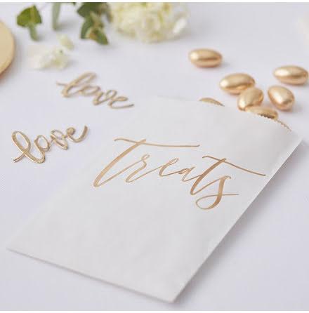 Godispåsar - Gold wedding