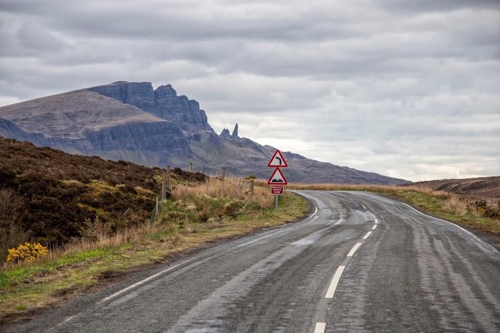 Szkocja, Wyspa Skye, Old Man of Storr