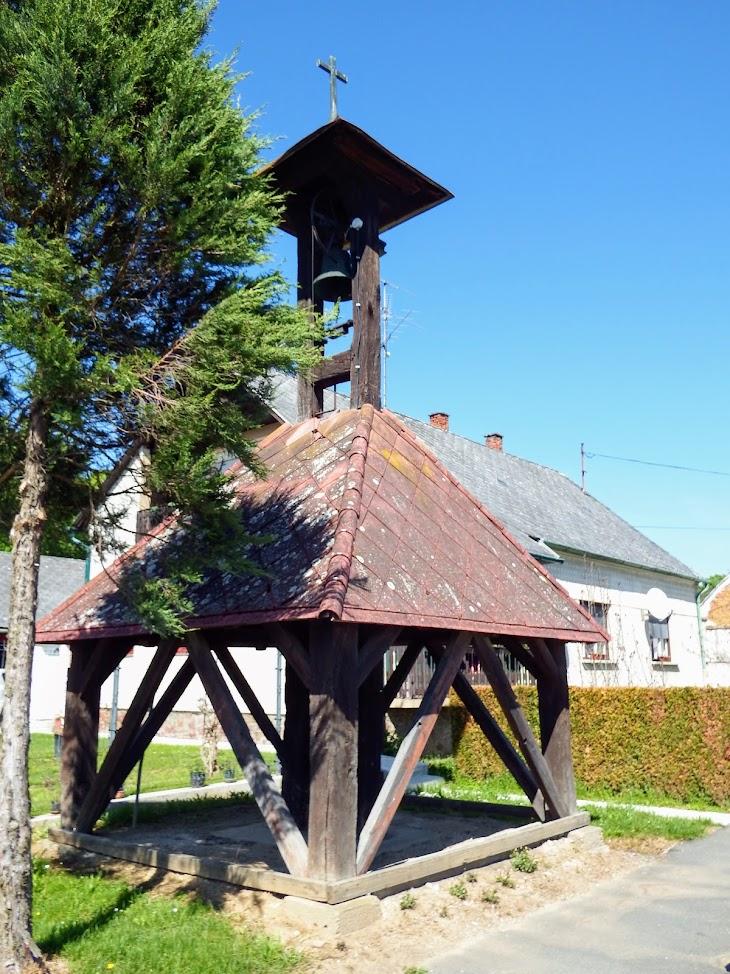 Szentgotthárd - Jakabházi harangláb