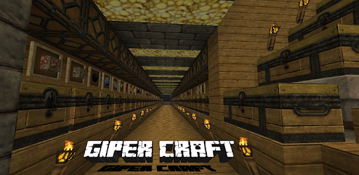 Giper Craft game (apk) free download for Android/PC/Windows screenshot