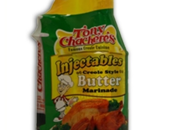 They have different flavors... Butter - which is what I usually use. Roasted Garlic & Herb - I'm going to try this one soon! Butter & Jalapeno Honey Bacon & BBQ Praline Honey Ham