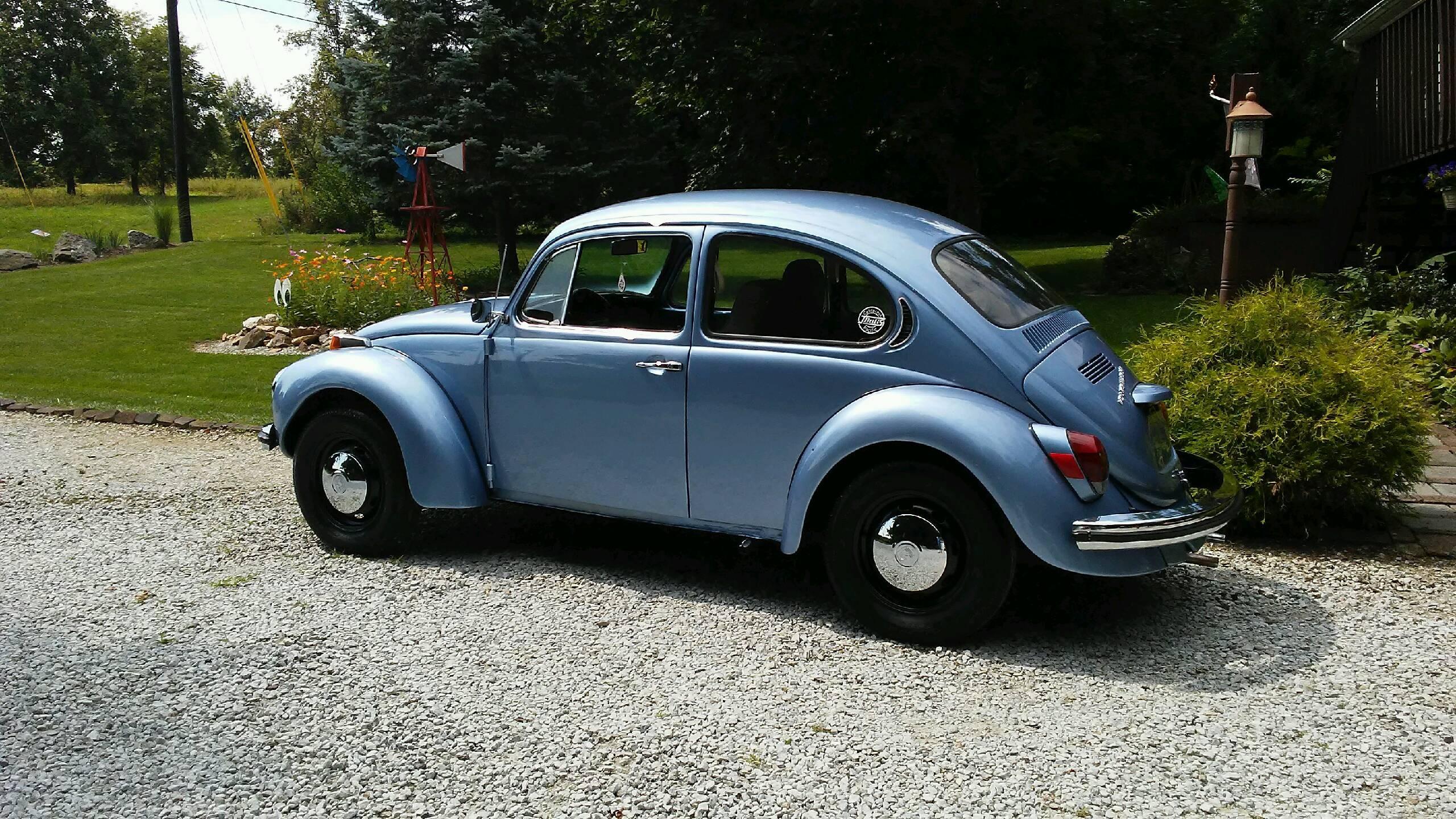 Volkswagen Super Beetle Hire Frederick