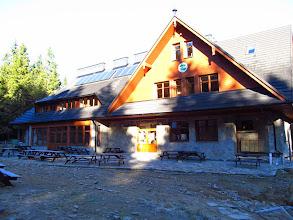 Photo: 02.Markowe Szczawiny (1180 m) - nowe schronisko.