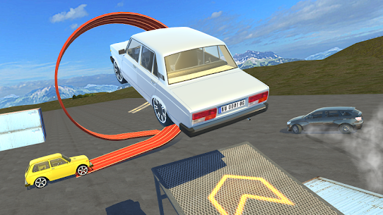 Russian Cars Simulator Apk Download For Android and Iphone 8