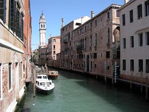 Photo: Venice canal