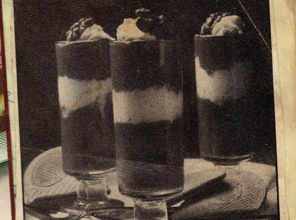 Chocolate Barley Pudding