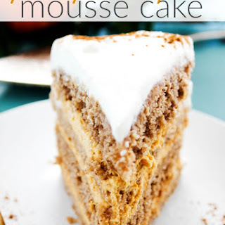 Mousse Fillings Cake Flavors Recipes