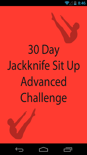 30 Day JackknifeSitup Advanced