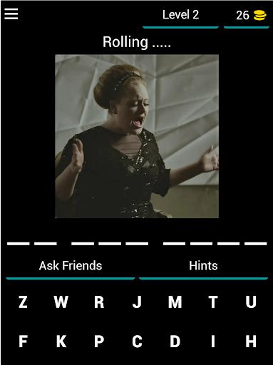 Quiz songs Adele apkmind screenshots 7