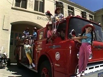 We Love Fire Trucks