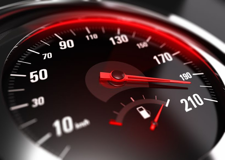 A Gauteng doctor has been arrested for speeding. He was caught driving at 180km/h.