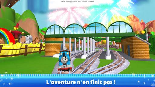 Thomas et ses amis : Les Rails magiques  APK MOD (Astuce) screenshots 4