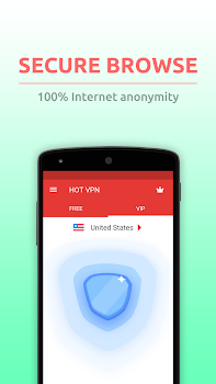 HOT VPN- Free・Unblock・Proxy