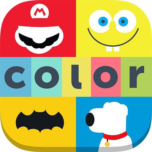 Colormania - Color the Logo