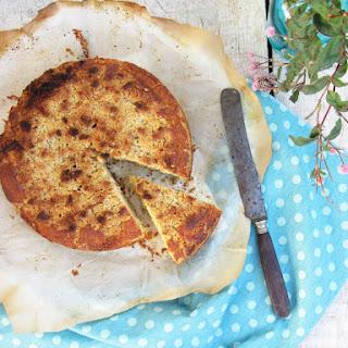 Cardamom and Orange Crumble Cake Recipe