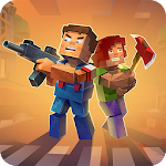 Pixel Combat: World of Guns 1.4 (Mod Money)