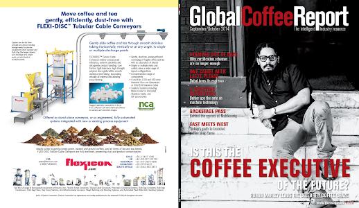 Global Coffee Report Magazine screenshot 0