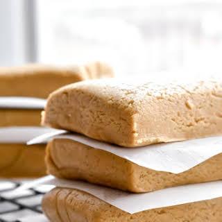 Almond Honey Protein Bars.
