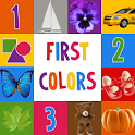 First Words for Baby: Colors icon