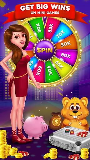 Slots - Blue Diamond Casino Jackpot Party 1.2 screenshots 2