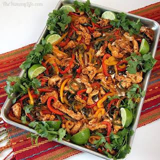 Chicken Fajitas With Taco Seasoning Recipes.