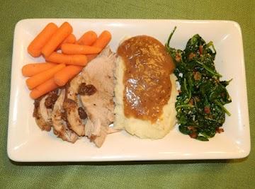 Cranberry Pork Loin Roast Recipe