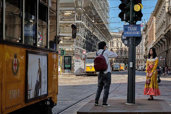 Giallo a Milano di Simone De Barba