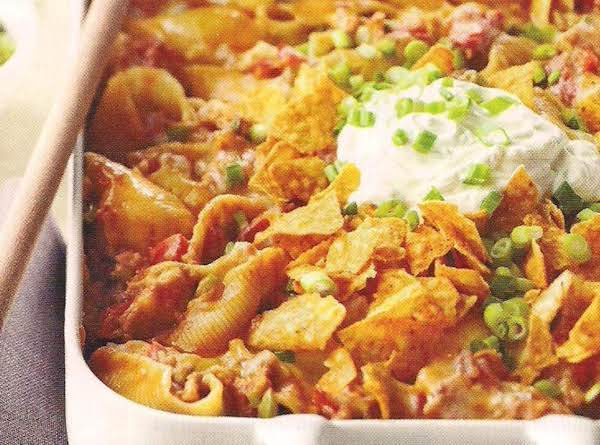 Chicken Enchilada Pasta Recipe