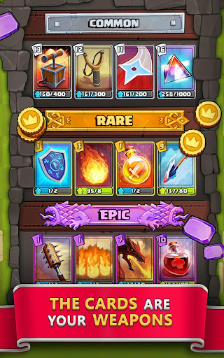 Tile Tactics: PvP Card Battle & Strategy Game screenshot 7
