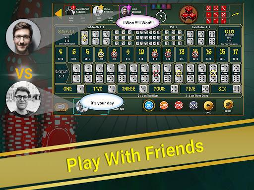 Sic Bo (Tai Xiu) - Multiplayer Casino  screenshots 9