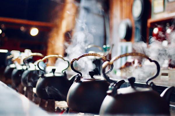 九份茶坊 Jioufen Teahouse