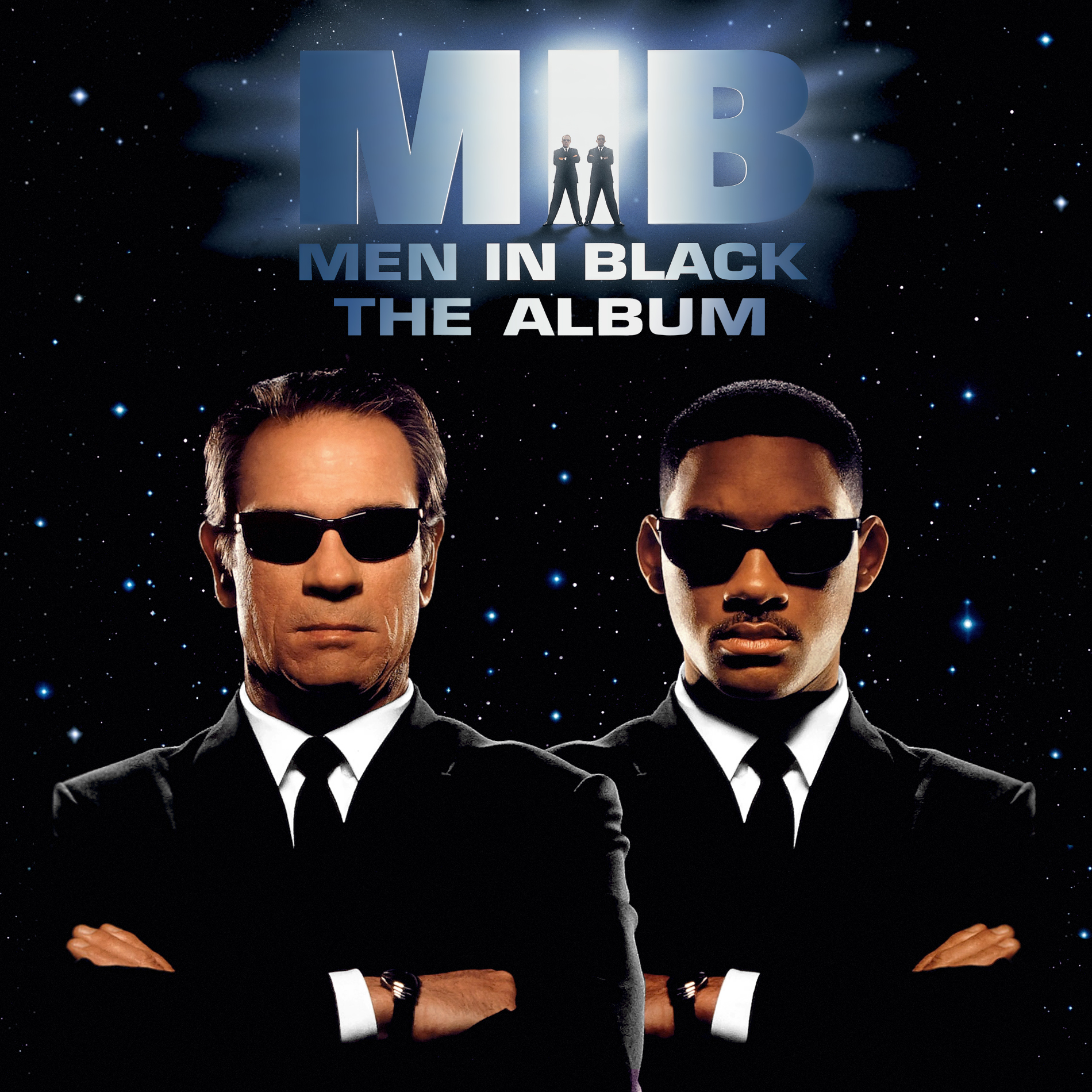 Album Artist: Various Artists including Will Smith / Album Title: Men in Black – The Album (Soundtrack)
