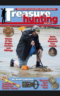 Treasure Hunting magazine- screenshot thumbnail