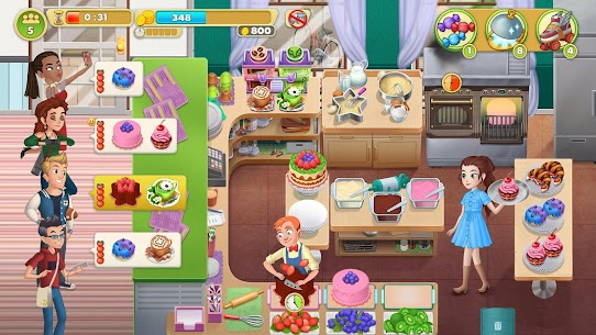 Cooking Diary® MOD Apk 1.30.0 (Unlimited Gems) 7